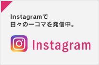 Instagramで日々の一コマを発信中。